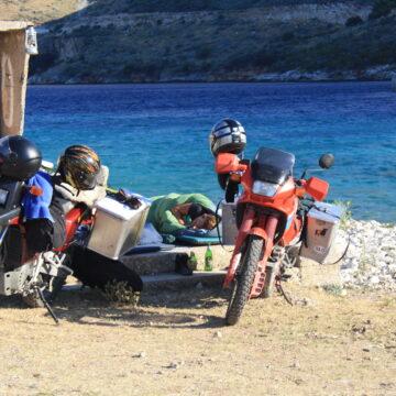 Mit dem Motorrad nach Istanbul 2010